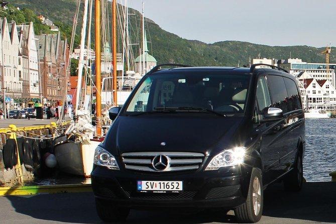 TRANSFER, STANDARD, 1-7 PAX: Bergen city transfer