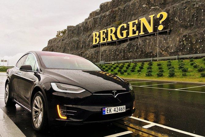 TRANSFER, LUXURY CAR 1-3 PAX: Bergen airport transfer