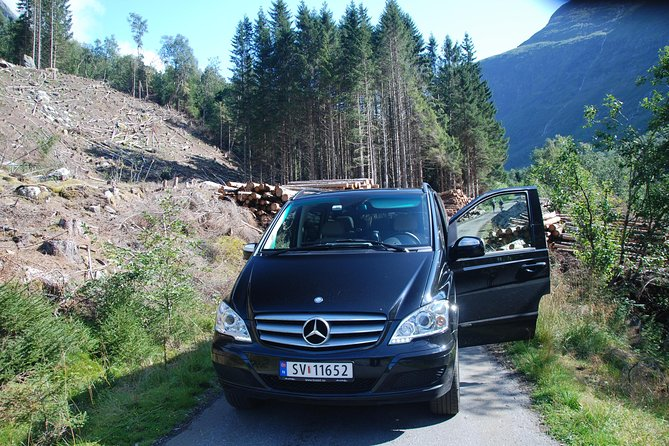 Mercedes Viano minivan