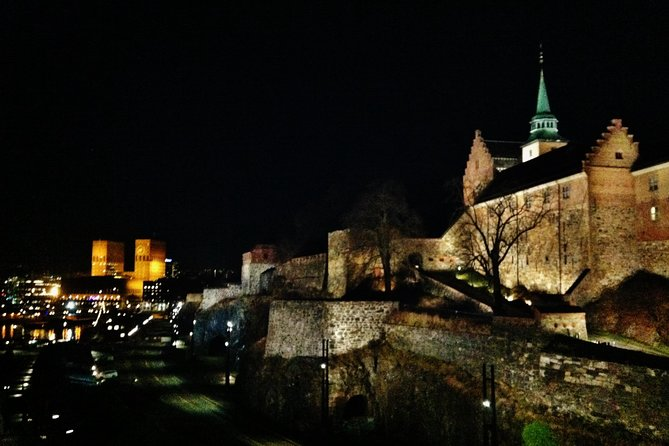 Oslo, Akershus fortress