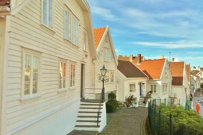 TRANSFER, LUXURY CAR 1-3 PAX: Bergen – Stavanger