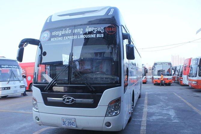 Siem Reap to Phnom Penh bus