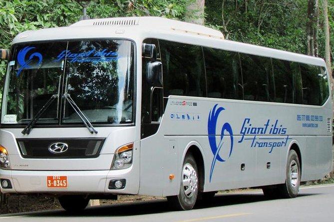 Sleeping bus from Sihanoukville to Siem Reap