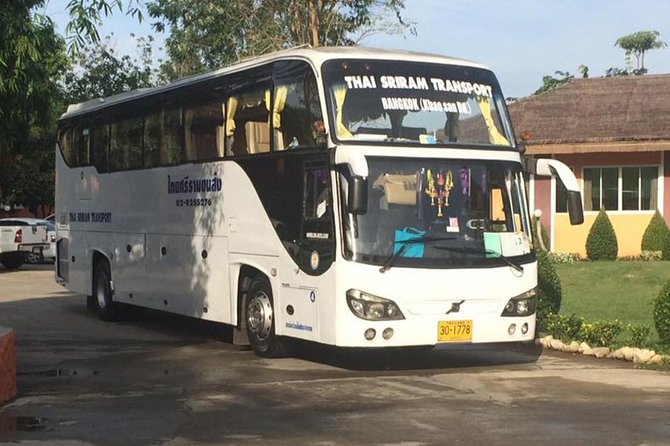 Ferry and VIP Bus: Koh Samui to Bangkok