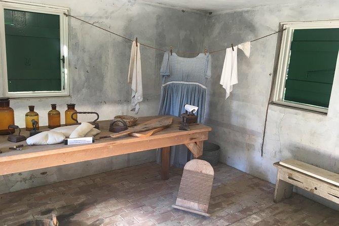 Destrehan Plantation Tour with transportation
