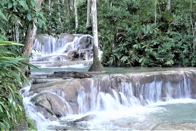 Blue Hole plus Secret Falls and Dunns River Falls Combo from Falmouth Hotels photo 13