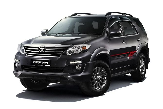 SUV Car Private Transfer from Khao Lak to Phuket Airport