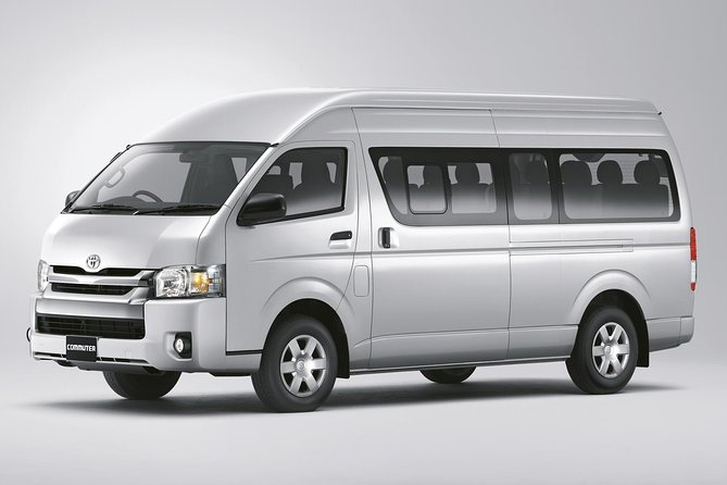 Minivan Private Transfer from Phuket Airport to Khao Lak