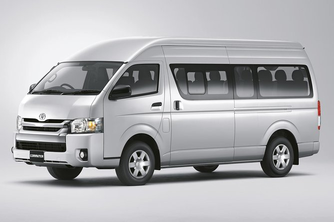 Minivan Private Transfer from Khao Lak to Phuket Airport