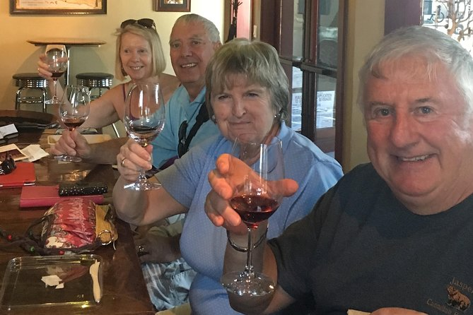 Wine & Chocolate Walking Tour of Downtown Santa Barbara