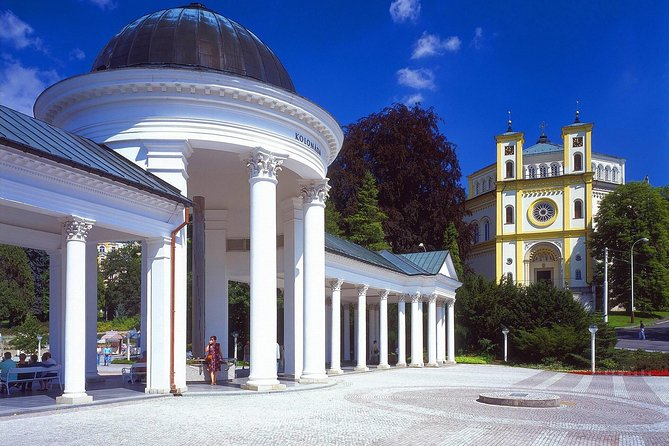 Marianske Spa - Colonnade ©CzechTourism Author Ing. Lubomir Cech