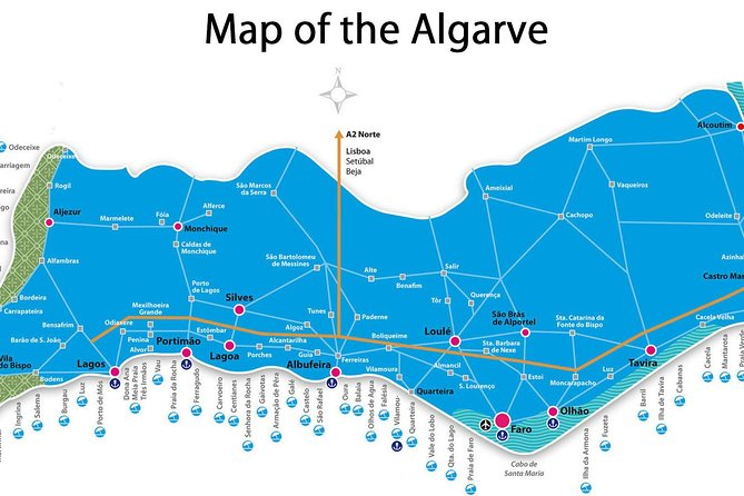 Private Transfer to Algarve or Porto districts from or to Lisbon