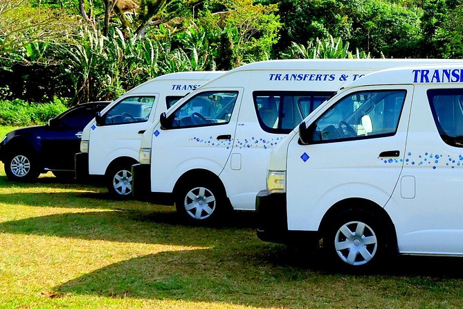 Airport Departure Transfer - From Port Vila Hotel