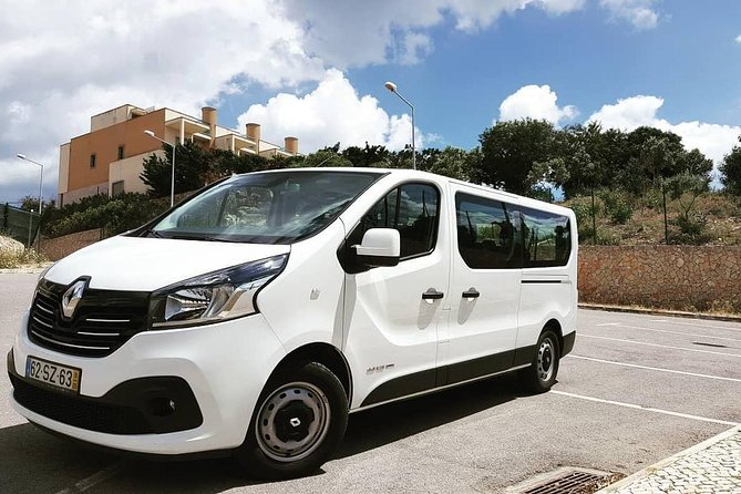 Private Transfer Algarve-Lisbon (5 to 8 passangers)