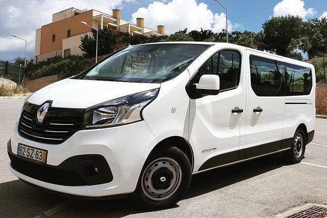 Private Transfer Lisbon - Pine Cliffs Algarve (5 to 8 passengers)