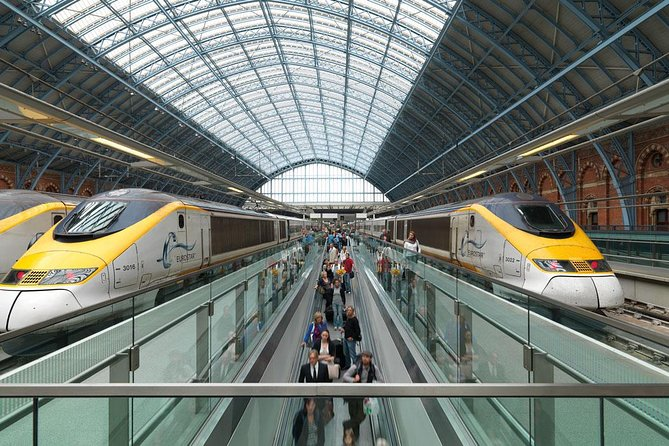 St Pancras Station to Gatwick Airport Private Transfer Service