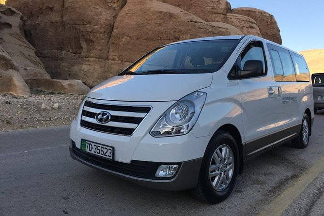 Private Transfer from Amman to Petra, Wadi Musa