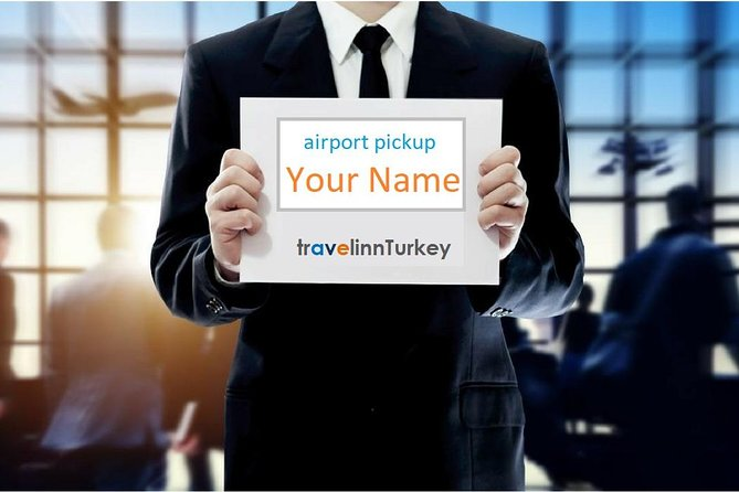 Private Transfer Kayseri Erkilet Airport to Cappadocia Hotels