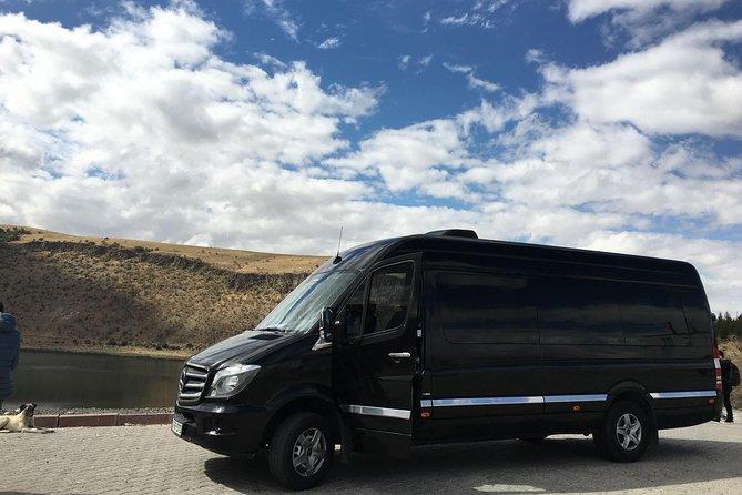 Shuttle Transfer from Cappadocia Hotels to Kayseri Erkilet Airport