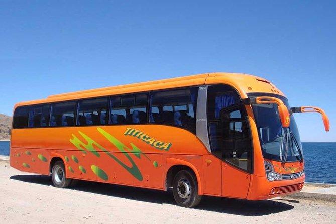 Bus Copacabana To La Paz