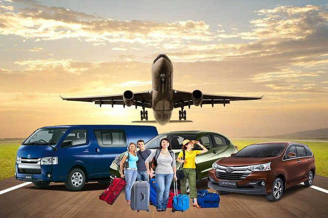 Private Bali Airport Departure Transfer: Hotel to Airport (Departure)