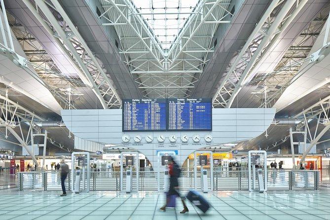 Aveiro Private Transfer to Oporto Airport