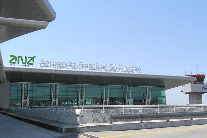 Oporto Airport Private Arrival Transfer