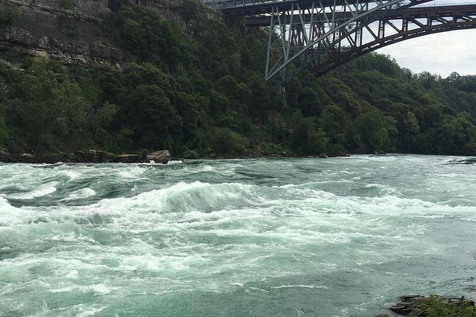 Niagara Falls Zipline Express Checkin & White Water Walk