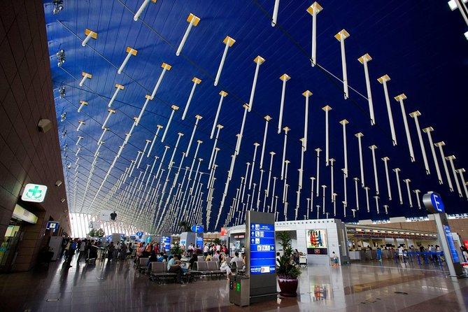 Shanghai Pudong Airport transfer to Hongqiao Train Station Image