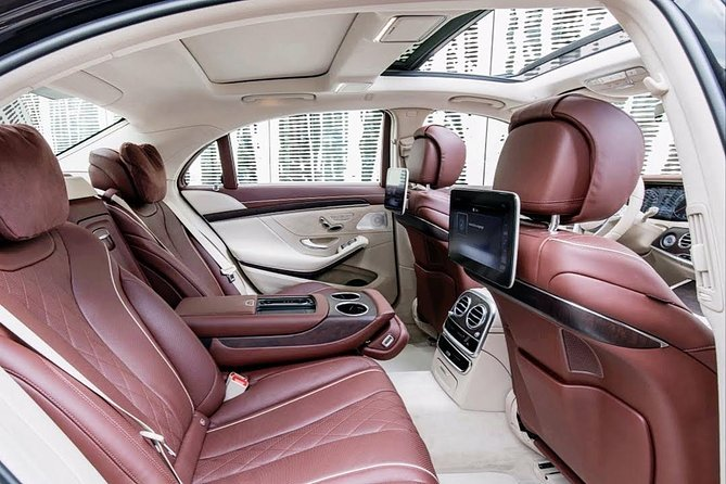 Arrival Private Transfer Auckland Airport to North Shore or Henderson Luxury Car
