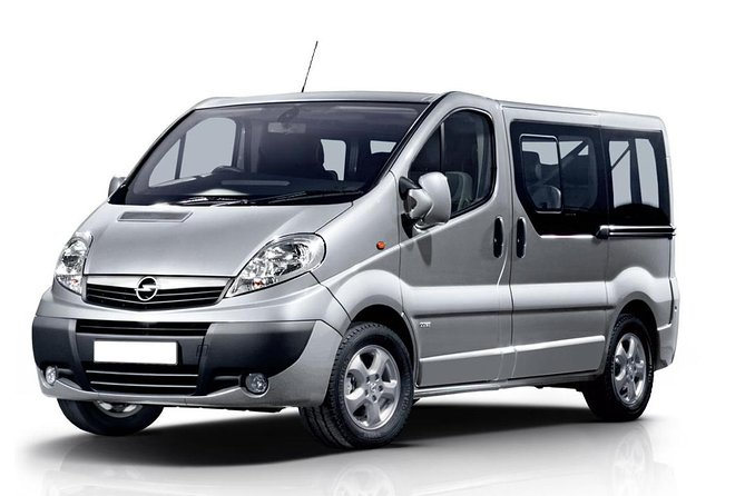 Arrival Private Transfer: Palermo Airport PMO to Palermo by Minivan