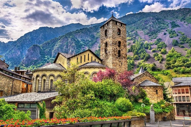 Arrival Private Transfer Barcelona City or Airport to Andorra by Business Car