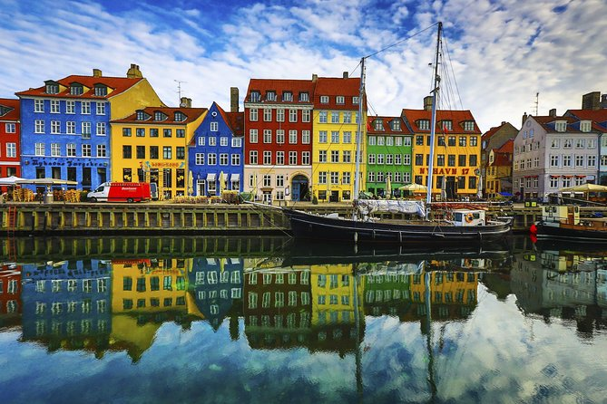 Copenhagen by Yourself with English Chauffeur