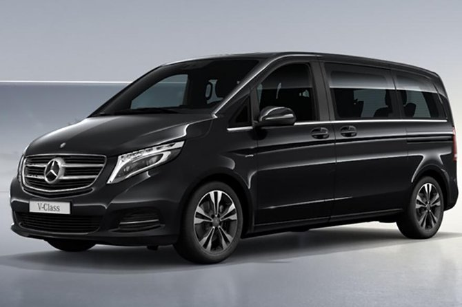 Departure Private Transfer: Bologna City to Bologna Airport BLQ by Business Van