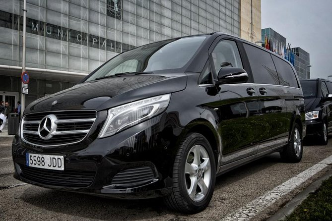 Departure Private Transfer: San Marino to Bologna Airport BLQ by Business Van photo 1