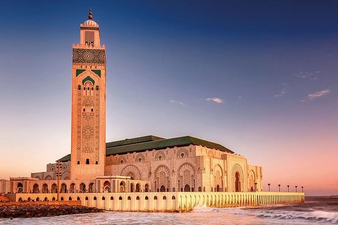 Morocco Casablanca by yourself with English Chauffeur