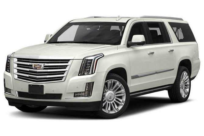 Departure Private Transfer: Las Vegas city to Las Vegas Airport in Luxury SUV