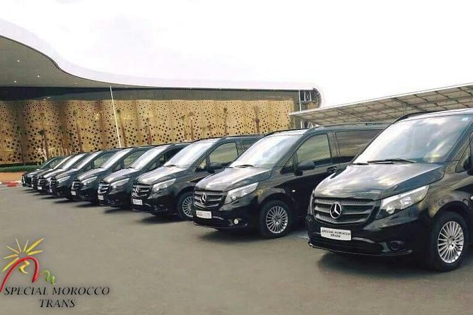 Casablanca city or Airport to RABAT PRIVATE Transfer