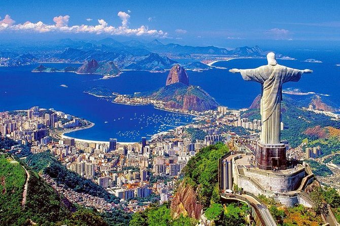 Rio de Janeiro by Yourself with English Chauffeur