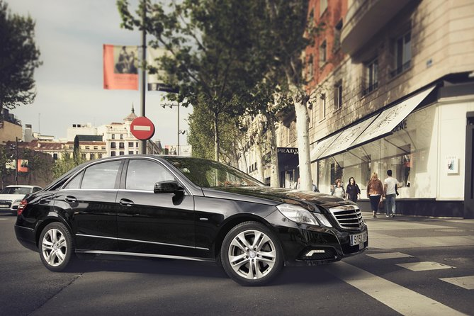 Departure Private Transfer: Amsterdam City to Amsterdam Airport by Business Car