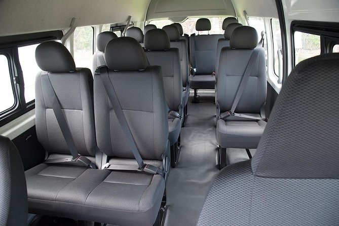 Departure Private Transfer Santa Cruz City to Santa Cruz Airport VVI by Minibus photo 3