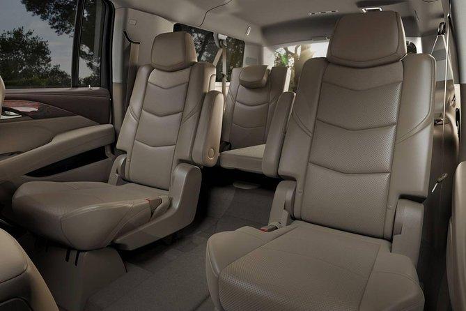 SUV Cadillac Escalade Interior