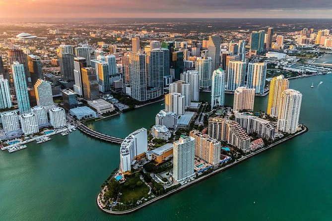 Miami by Yourself with English Chauffeur by Business Car or SUV