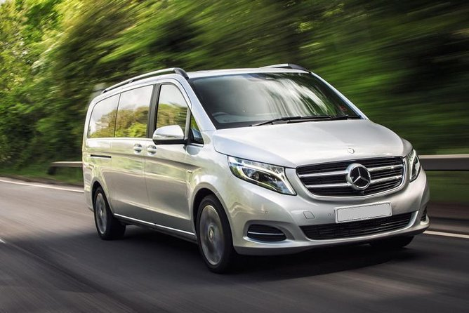 London City Airport Arrival Transfer (Airport to London Hotel)