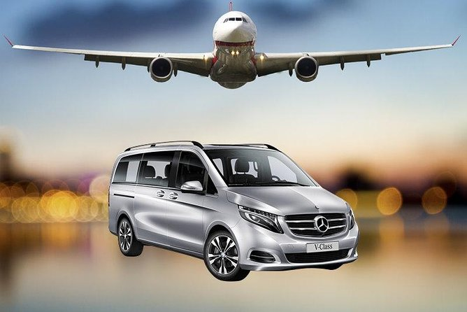 Transfer from your Hotel to Malaga Airport (Departure Transfer)