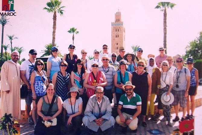 Tour Guide in Marrakech to Explore the Medina with Local Guide