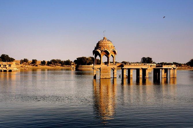 Explore Jaisalmer City With Guide