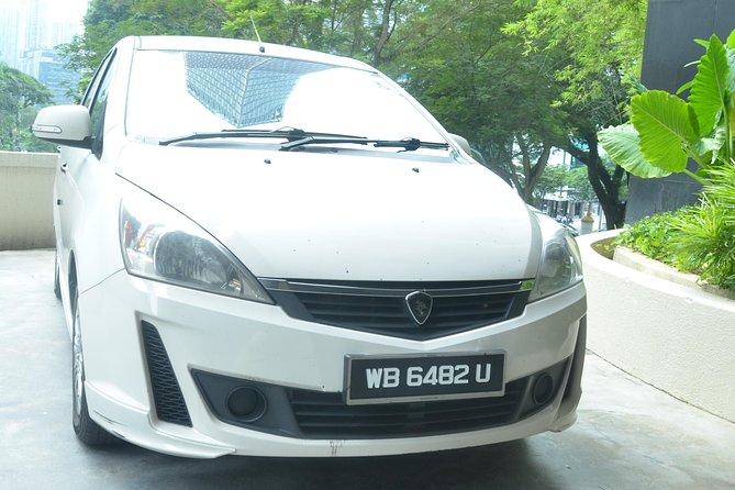 Local Transfer: Kuala Tembeling Jetty (Taman Negara) to Kuala Lumpur City Hotels