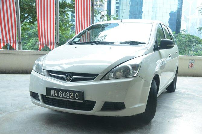 Kuala Lumpur City Centre Hotels or Apartments to Marina Island Jetty (Lumut)