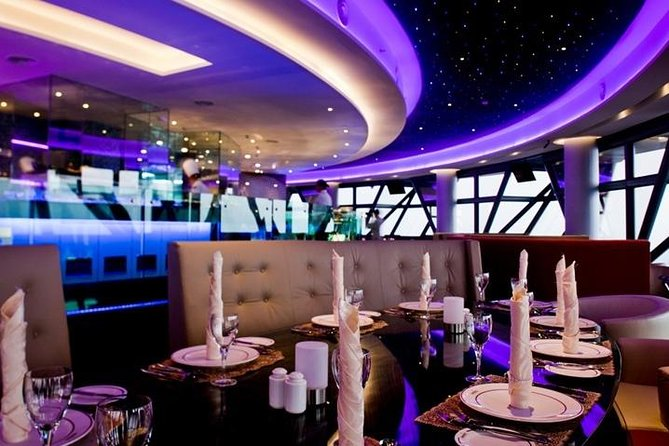 Private 2 Way Dinner Transfer To Kl Tower Atmosphere 360 Restaurant